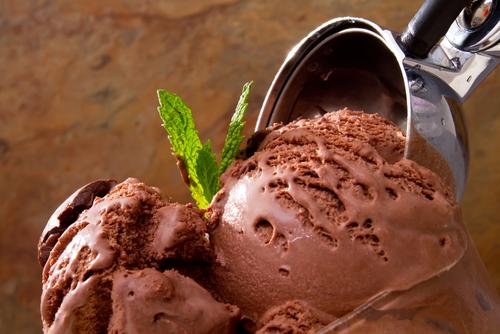 cokoladova zmrzlina